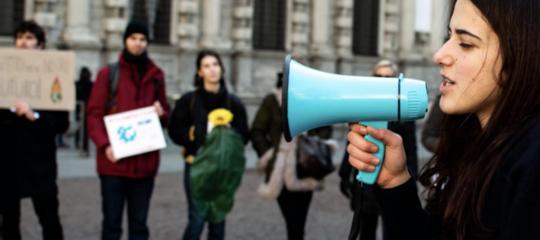 Perché i ragazzi scendono in piazza di venerdì per difendere il pianeta