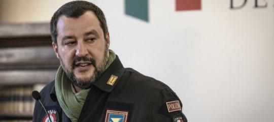 Voli Stato archiviazione Salvini