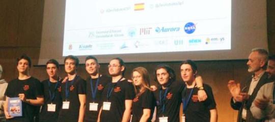 Il mondiale di robotica dellaNasal'hanno vinto due scuole italiane