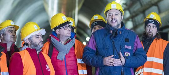"""""""Riduce traffico e inquinamento"""". Sulla TavMatteo Salvini usa argomentiCinquestelle"""