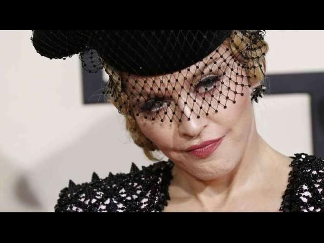 Madonna da Fazio per un brindisi e a novembre torna in tour in Italia. Unica data a Torino