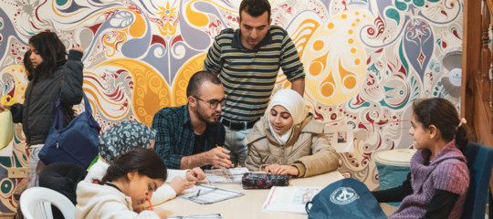 La sfida per restituire un'infanzia ai bambini siriani rifugiati in Turchia