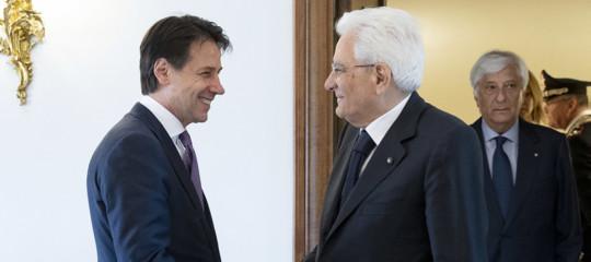 Le tensioni (vere) nel governo e la maionese impazzita del toto-scenari