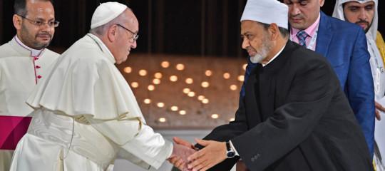 papa francesco islam