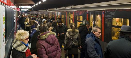 Ladre incinte metropolitana Milano