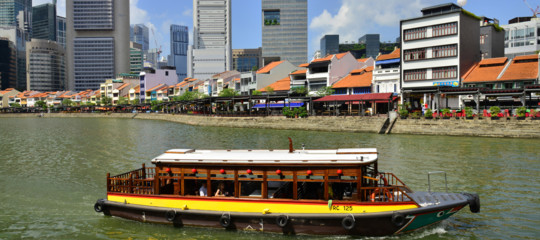 Chi eraStamfordRaffles, il fondatore di Singapore (200 anni fa)