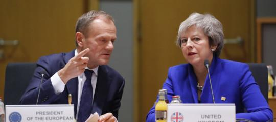Lo scontro tra Bruxelles e Londra sulla Brexitha raggiunto un nuovo, inatteso livello
