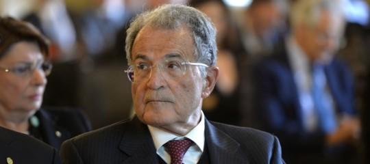 Al Pd serve un padre eZingaretti può diventarlo, dice Romano Prodi