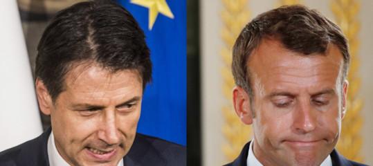 Lo scontro tra Francia e Italia prosegue sui migranti