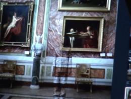 """""""L'uomo invisibile"""" Liu Bolin si mimetizza alla Galleria Borghese"""