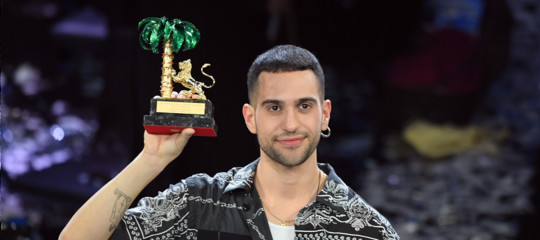 Sanremo vince Mahmood