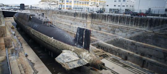 Australia: colossale contratto con la Francia per l'acquisto di 12 sottomarini