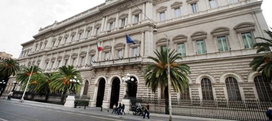 Tra governo e Bankitalia c'è una disputa sull'impiego delle riserve di oro?