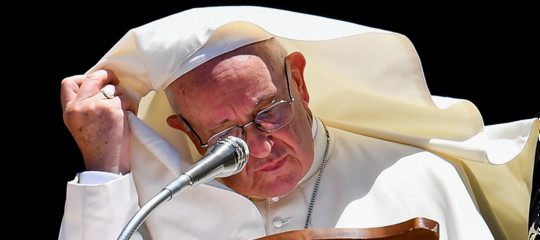 manifesto fede mueller papa francesco