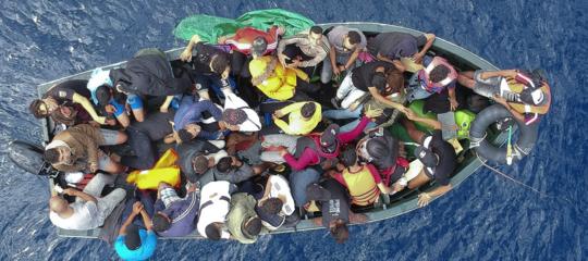 MigrantiAlarm Phone150 a rischio libia