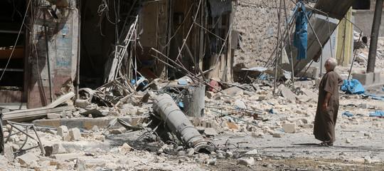Ferito un fotografo italiano freelance aDeirEzzor, in Siria