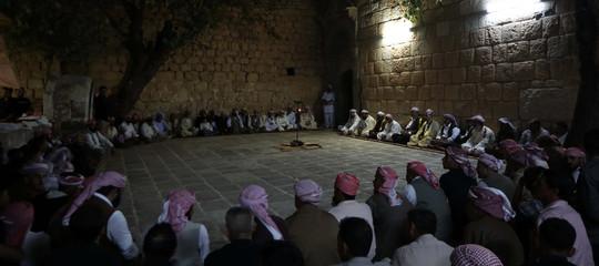 yazidi chi sono iraq isis