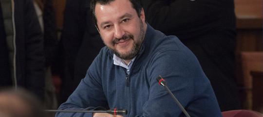 """Abruzzo: Salvini, """"M5snon faccia drammi. Chi ha perso è il Pd"""""""