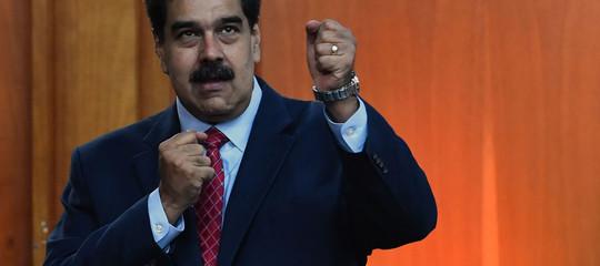 Venezuela Maduro no nuove elezioni