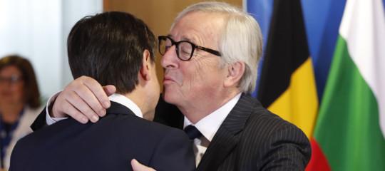 Conte Juncker