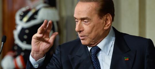 berlusconi italiani votano
