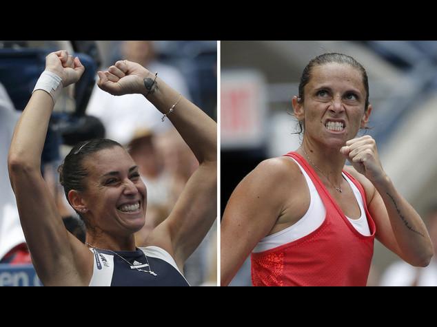Tennis: finale Vinci-Pennetta E Renzi vola a New York