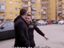 Daniele Piervincenzi è stato aggredito di nuovo. A Pescara