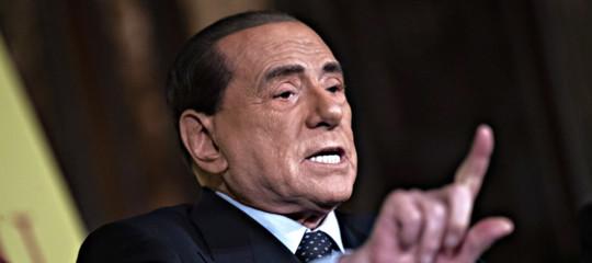 L'affondo di Berlusconi contro chi votaM5se Lega