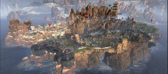 Il videogioco che sta scrivendo una pagina di storia del settore:ApexLegends