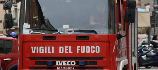 Esplode casa ad Avezzano, due persone salvate dalle macerie