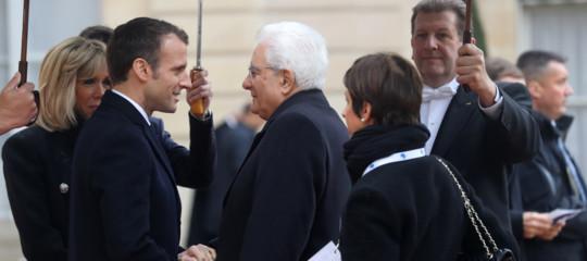 italia franciacrisi diplomatica