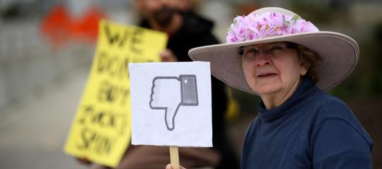 Attenti a scrivere male di Facebook su Facebook