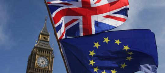 Brexit telefonata Conte-Mayevitare no deal