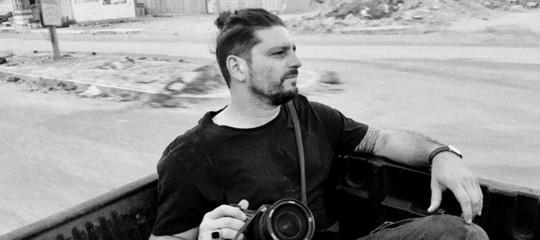 Fotoreporter ferito Siria rientrato Italia
