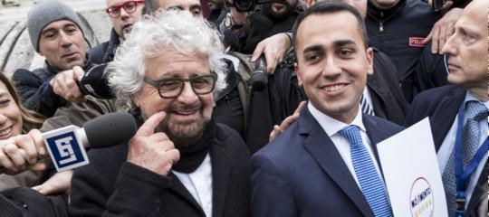 Piena fiducia nel capo politico Luigi Di Maio, dice Beppe Grillo