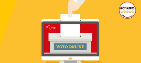 Problemi di accesso allapiattafomaRousseau per il voto dei militantiM5ssu Salvini