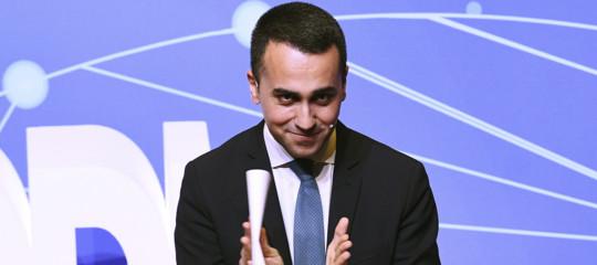 Sosterròilrisultato del voto online, dice Luigi Di Maio