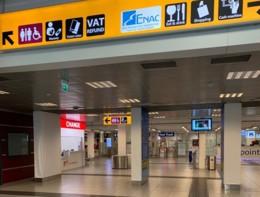 L'aeroporto di Ciampino è stato evacuato per la presenza di fumo
