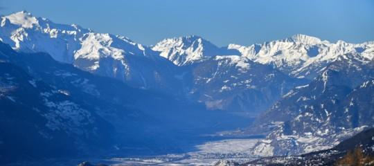 Svizzera: diverse persone sepolte da una valanga aCrans-Montana