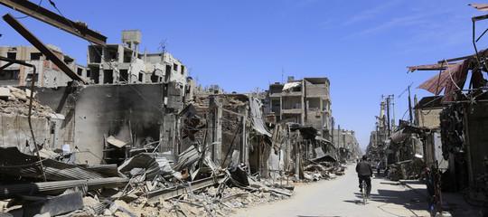 siria isisresa