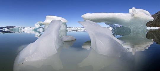 artico ghiacci polo nord podcast h20