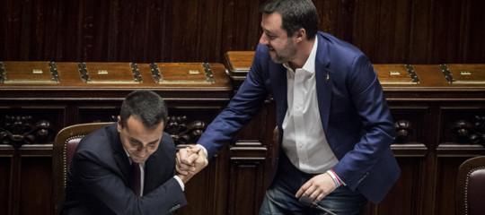 I sondaggi di Lega eM5sdopo il voto online su Salvini e il casoDiciotti