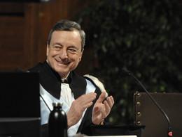 Draghi: porsi fuori da Ue o euro non dà maggioresovranità