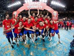 Basket: Italia batte Ungheria, dopo 13 anni torna al Mondiale