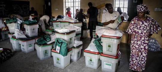 Esplosioni aMaiduguriin Nigeria prima dell'apertura dei seggi elettorali