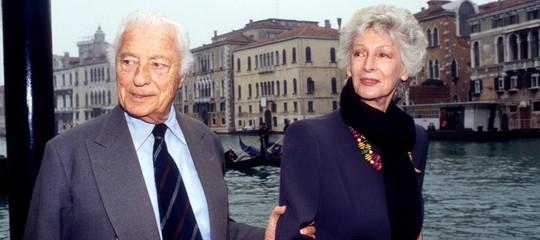 È mortaMarellaAgnelli, vedova di Gianni. Aveva 92 anni