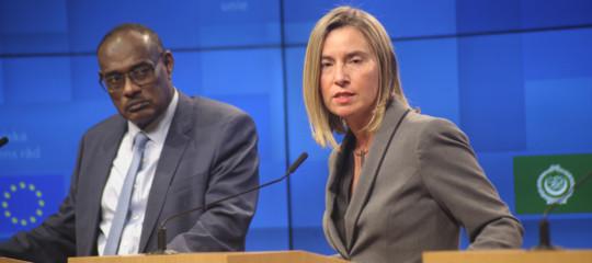 Tra Ue e Lega Araba un vertice storico ma con poche ambizioni