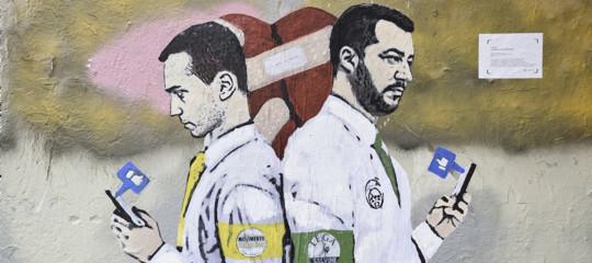 Salvini, Di Maio e la morte del silenzio elettorale