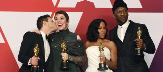 Il finale a sorpresa della notte degli Oscar