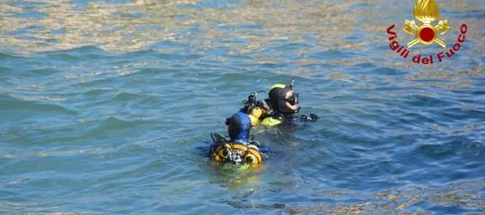 Recuperato il corpo di un secondo ragazzo disperso nel porto di Acireale